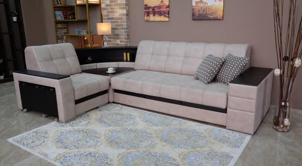 Как выбрать угловой диван