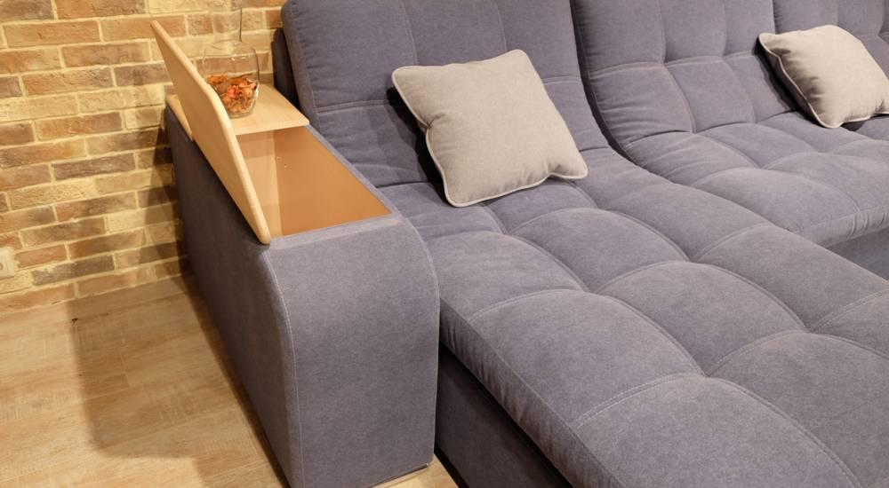 Угловой диван с массажером массажер kit