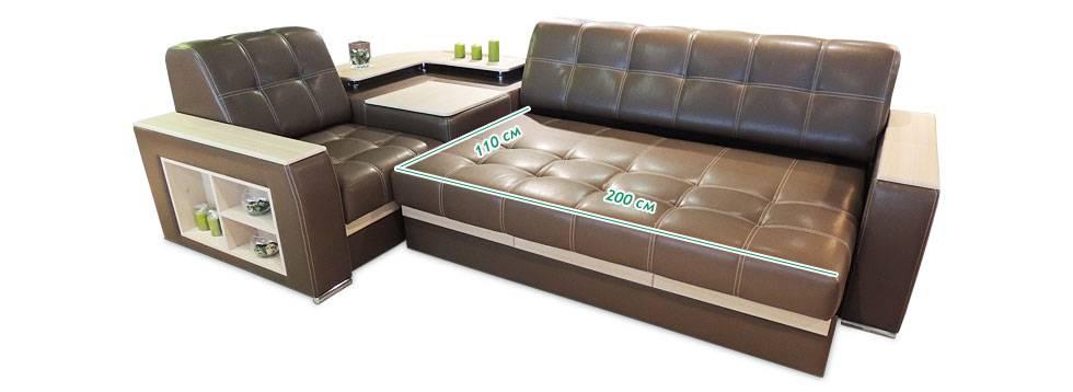 Лучшие угловые диваны в Москве с доставкой