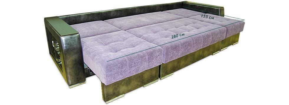 Диван Спальное Место 200 200