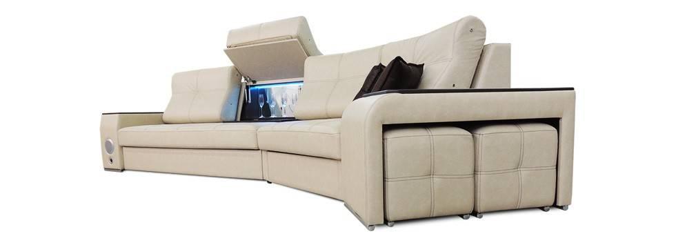 Модульный диван угловой Москва с доставкой