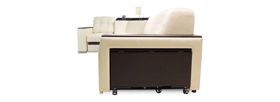 Спальный угловой диван в Москве с доставкой